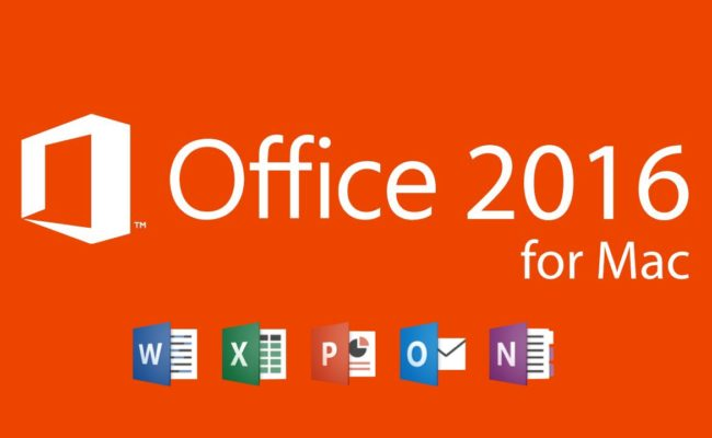 Office 2016 for Mac Standard